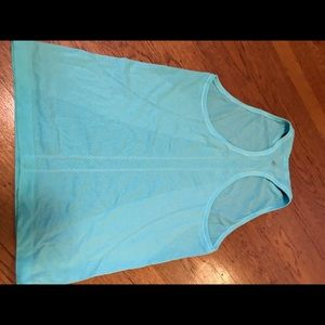 lululemon athletica Tops - Lululemon size 8 halter no sweat tank